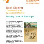Book Signing 062420141